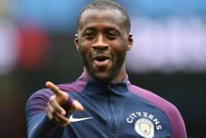 Ex- Man City And Ivory Coast Legend Yaya Toure Not Contemplating Retirement Yet