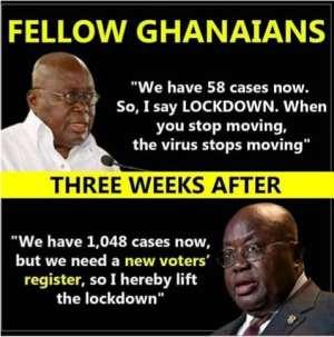 Ambassador Harruna Attah Writes...Ending Lockdown: Green Light For Jean And Ken?