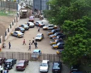 Cape Coast Taxi drivers charge arbitrary fares