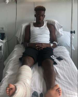 Hudson-Odoi Issues Positive Update For Successful Surgery