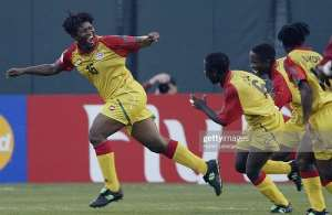 Sackey's 2003 strike in contention for FIFA Greatest Women's World Cup goal