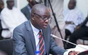 Rains Polluted Water Bodies, Not Galamsey – Lands Minister