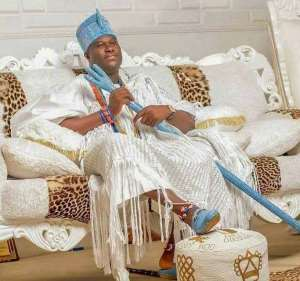 His Imperial Majesty, Dr. Adeyeye Enitan Ogunwusi