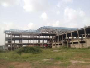 Krofrom Traders Want Abandoned Market Completed