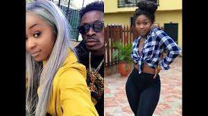 Efia Odo Calls For Death Amidst Threesome Allegations With Shatta Wale