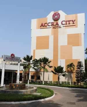 """""""Accra City Hotel"""" Ghana's First And Only ISO Certified Hotel"""