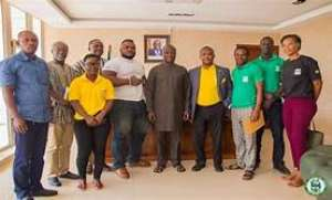 Powerlifting Competition To Hit Manste Agbonaa, James Town On Saturday