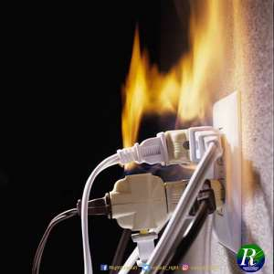 Electrical Fires at Home