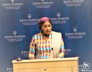 Samira Bawumia Makes Strong Case For Inclusion Of Women To Boost Development