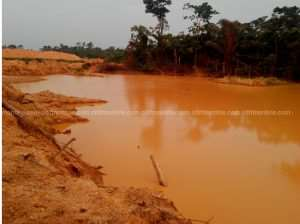 PhD Student Disagrees Sanitation Minister's Comment On Galamsey Not Cause Of Water Pollution