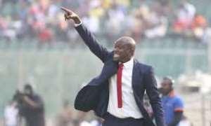 Coach CK Akonnor