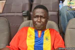 Hearts Board Member Alhaji Akanbi To Be Investigated Over Alleged GH¢200 Bribe