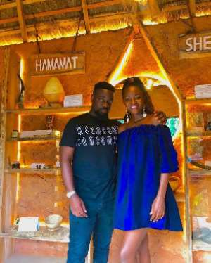 There's Been High Demand Of Shea Butter After Sarkodie's Visit To My Shop - Hamamat Reveals