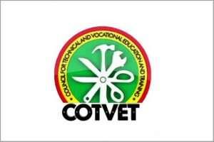 W/R: COTVET Free Education For Informal Sector