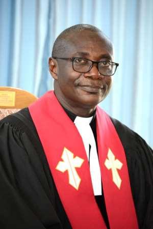 Rev Seth Kissi