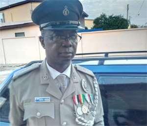 DSP Yaw Nketia-Yeboah