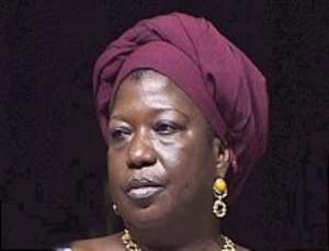 Hawa Yakubu gets the nod
