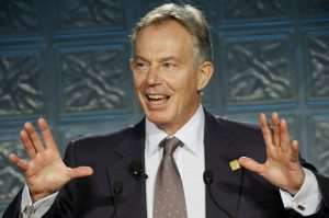 Tony Blair To Partner Gov't Improve Agric Policies