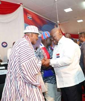 NPP-Finland Mourns with the Elephant fraternity and all Ghanaians, Home and Abroad