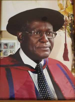 1D1F: Cape Coast Technical University To Roll Out 5year Strategic Plan