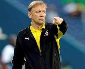 Serbian Trainer Goran Stevanovic Eyes Black Stars Return