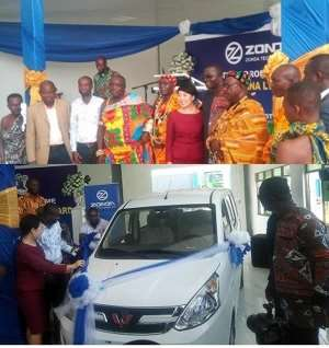 Zonda Technology Opens New Dobro-Nsawam Branch