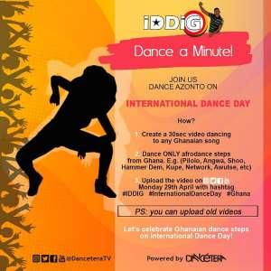 Ghana Celebrates World Dance Day With Azonto Afrodance