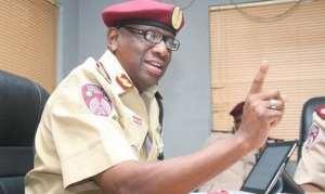 Boboye Olayemi Oyeyemi, Head of Federal Road Safety Commission