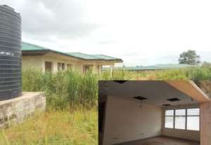 Neglect Of Akatsi District Hospital And Magistrate Court Are Signs Of Depravity And Wickedness