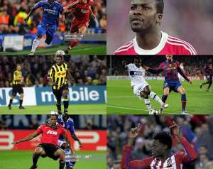 Check The Six Ghanaian Players To Feature In UEFA Champions League Semi-finals