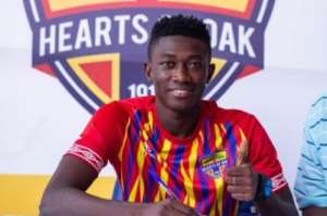 Hearts Insists Umar Manaf Never Asked For Money From Efia Odo