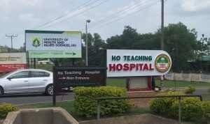 Volta Regional Hospital Upgraded To Teaching Hospital