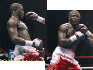 Clottey lies in division limbo