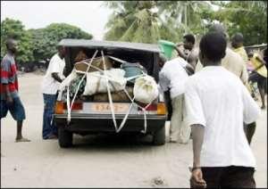 12,933 Togolese refugees in Ghana