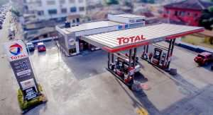 Total Launches 4th Solar-Powered Fuel Station At Korle-Bu