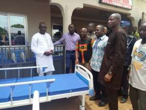 Chamber Of Mines Donates Medical Equipment To Bimbilla Hospital