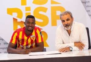 Kayerispor Set To Make Bernard Mensah's Deal Permanent