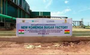 Minority Accuses NPP Of Deliberate Collapse, Undervalue And Sale Of Komenda Sugar Factory Cheap