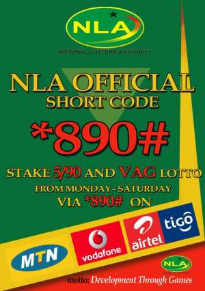 NLA Resumes Daily Lotto Draws On Monday, 6th April 2020 With Enhanced Prize Structure