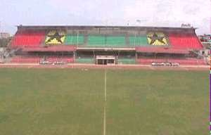 Accra Sports Stadium is now Ohene Djan Sports  Stadium