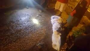 Sunday's Downpour Kills One At Awudome