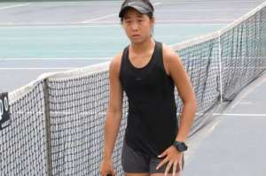 Tennis: Chinese Han Shi Targets Ultimate At Ongoing ITF World Junior Circuit