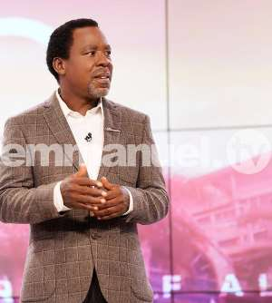 TB Joshua Links Coronavirus To Error In Advanced Technology [Video]