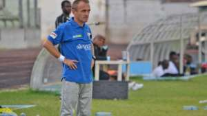 Ashanti Gold Head Coach Svetislav Tanasijevic