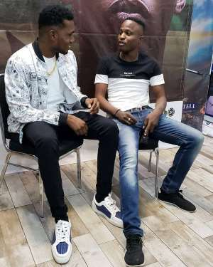 Nigerian Superstar Victor AD Meet Ghanaian Media [Full Video]