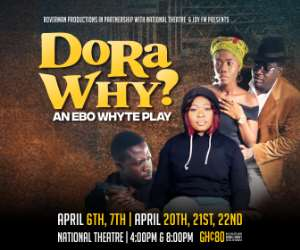"""Uncle Ebo Whyte Thrill Thousands With Premier Of """"Dora Why"""""""