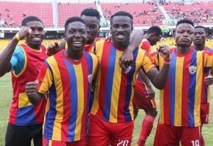Hearts Of Oak Line Up Several Players For Loan Spells