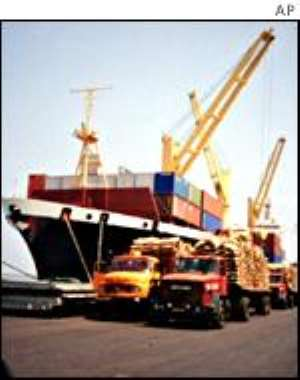 Cargo traffic increases at Tema Port