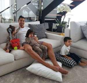 Inside Ronaldo's Brand New £7m Madeira Home Where He Self-Isolates With Family