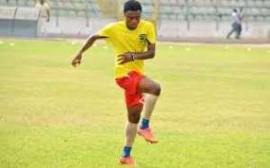 VIDOE: Emmanuel Gyamfi Trains At Home To Stay Fit Amidst Covid-19